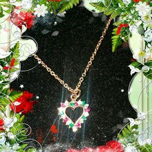 Jewelry - Women's Christmas Necklace w/Earrings